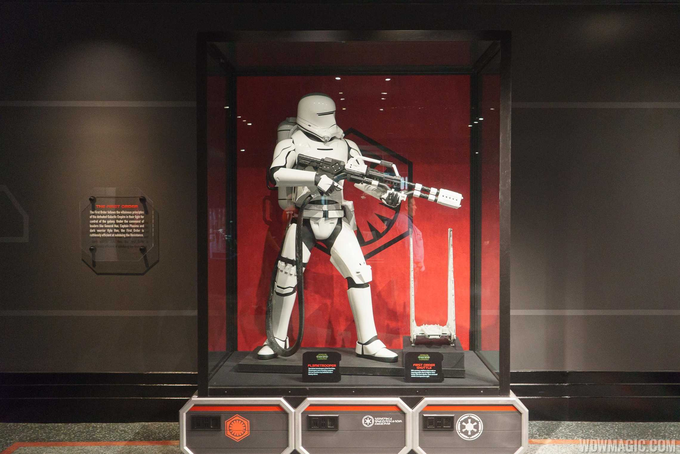 Star Wars Launch Bay - First Order at the Preview Gallery
