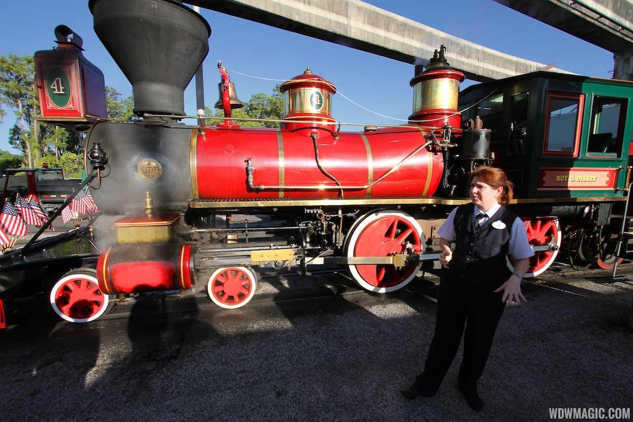 Behind Our Steam Trains Tour