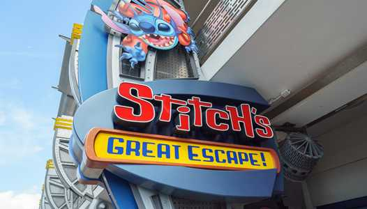 Stitch's Great Escape! to operate during the summer along with Stitch meet and greet