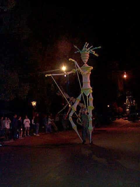 Nighttime performance