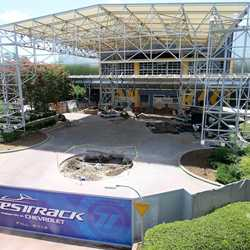 Test Track refurbishment