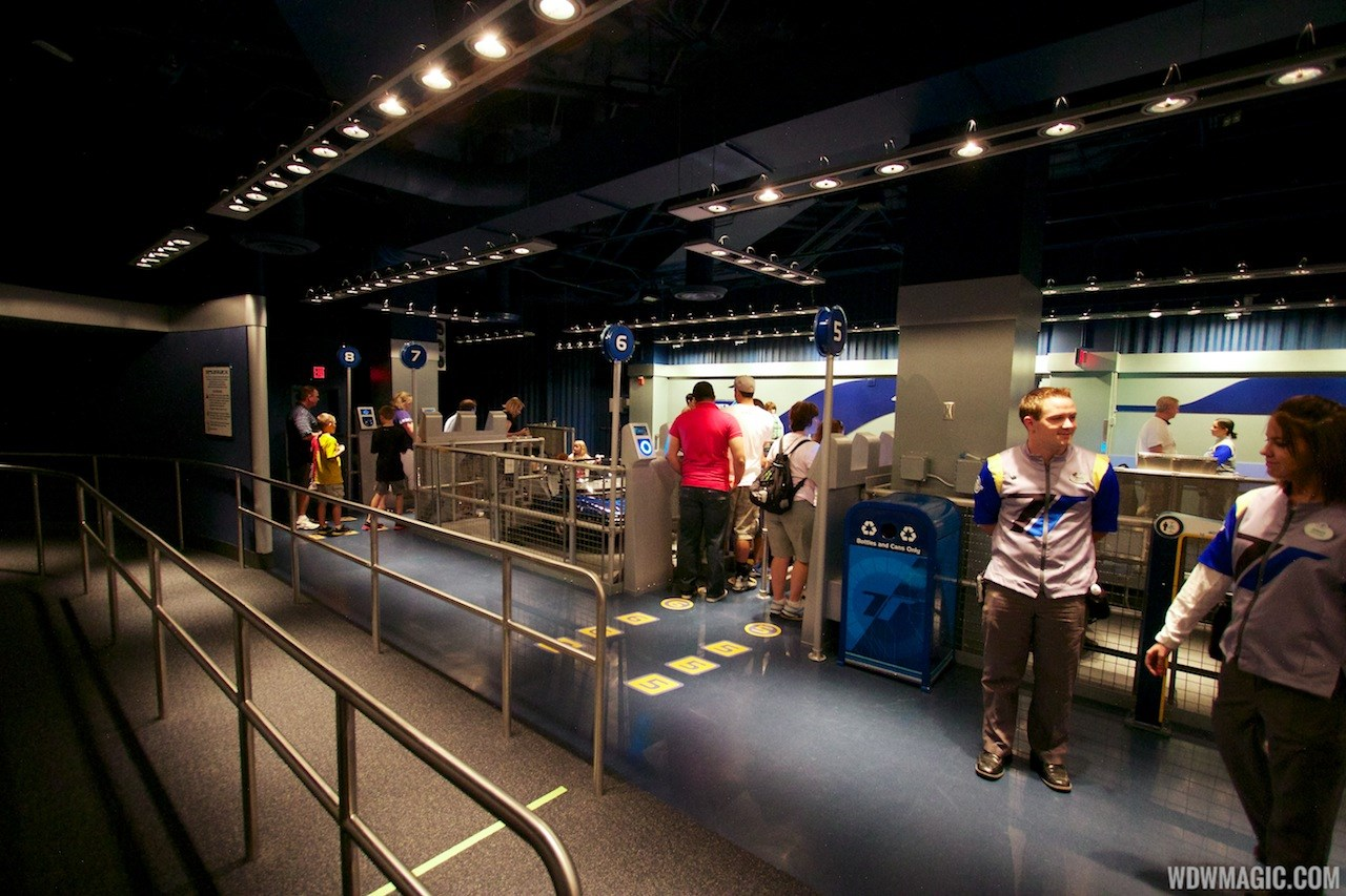 Inside the new Test Track 2012