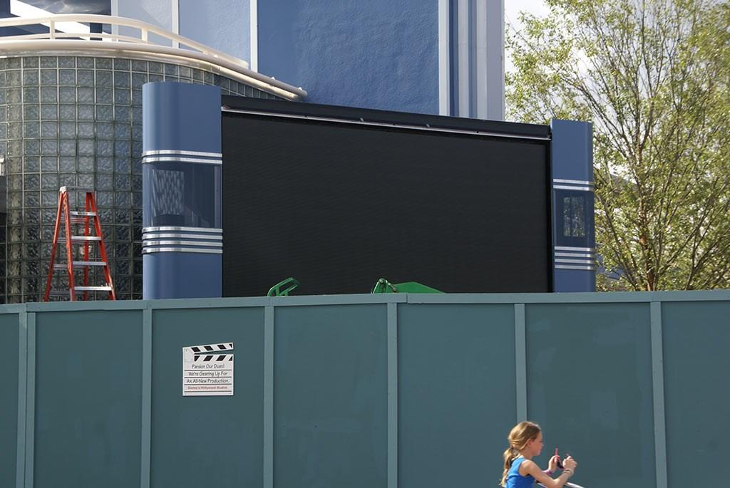 Latest American Idol construction