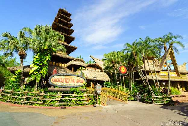 Walt Disney's Enchanted Tiki Room overview