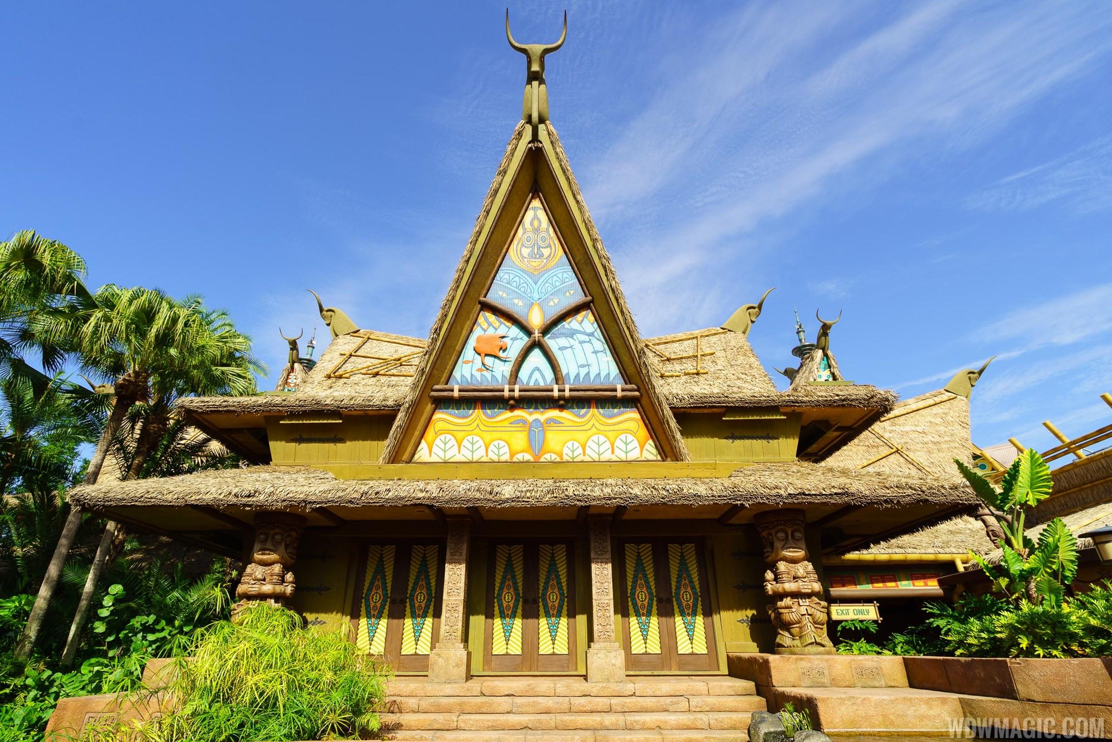 Walt Disney's Enchanted Tiki Room overview