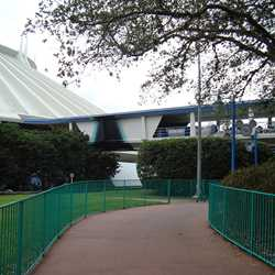 Tomorrowland Transit Authority closed for refurbishment
