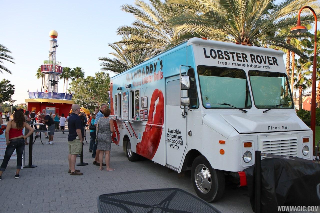 Clawdaddy Food Truck