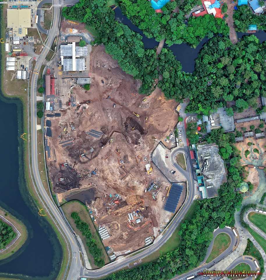 AVATAR land aerial views - May 2014