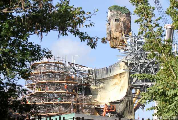 AVATAR land construction