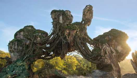 LIVE updates from the opening of Pandora - The World of Avatar