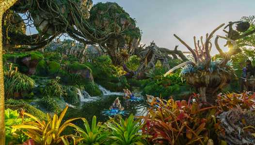 How Walt Disney Imagineering brought Pandora to life