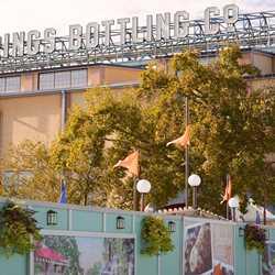 Springs Bottling Co signage