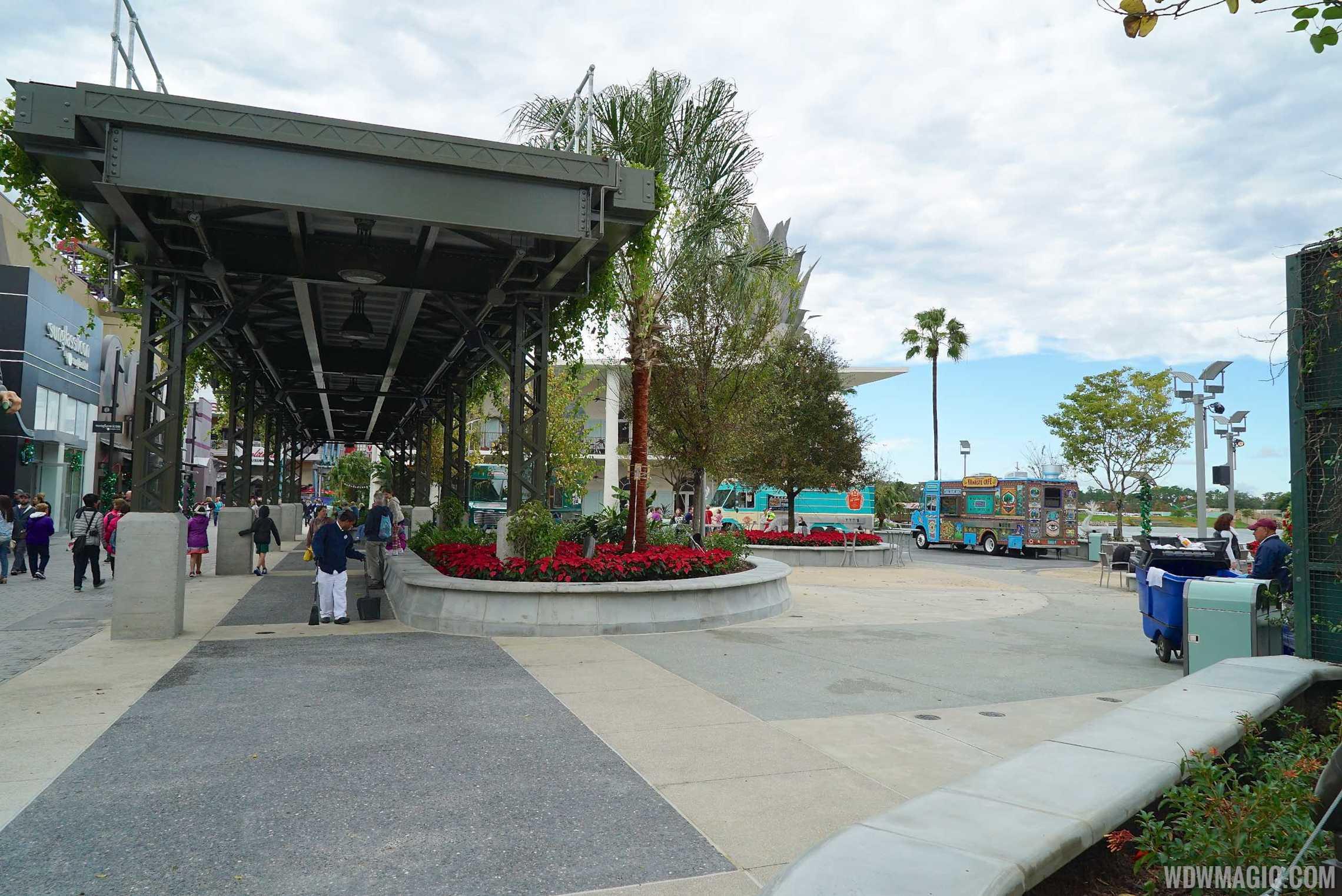 West Side Food Truck Park