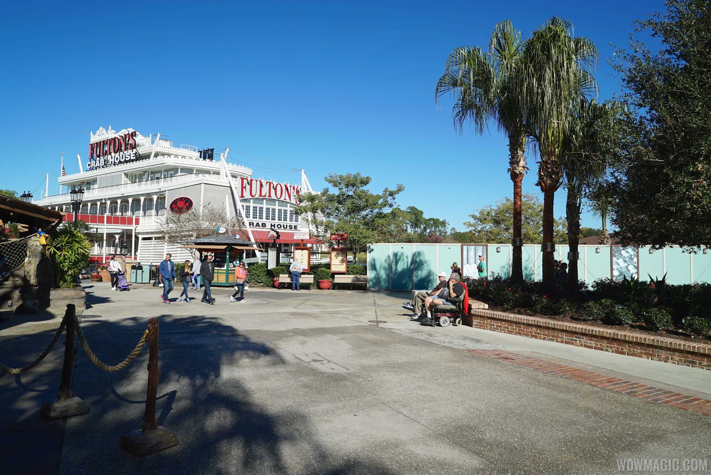 Inspiration Park at Disney Springs