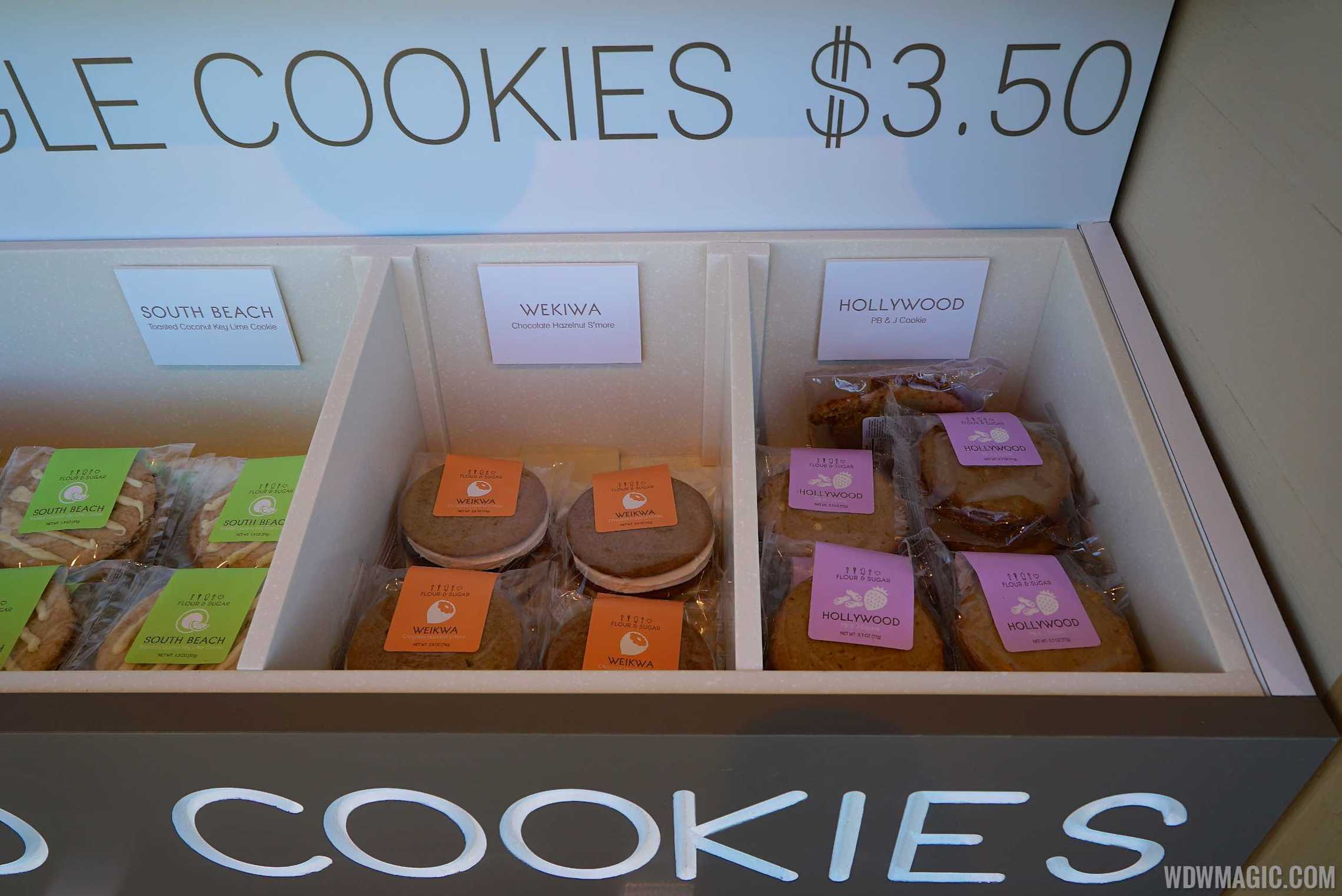 Causeway Kiosk - Flour and Sugar cookies