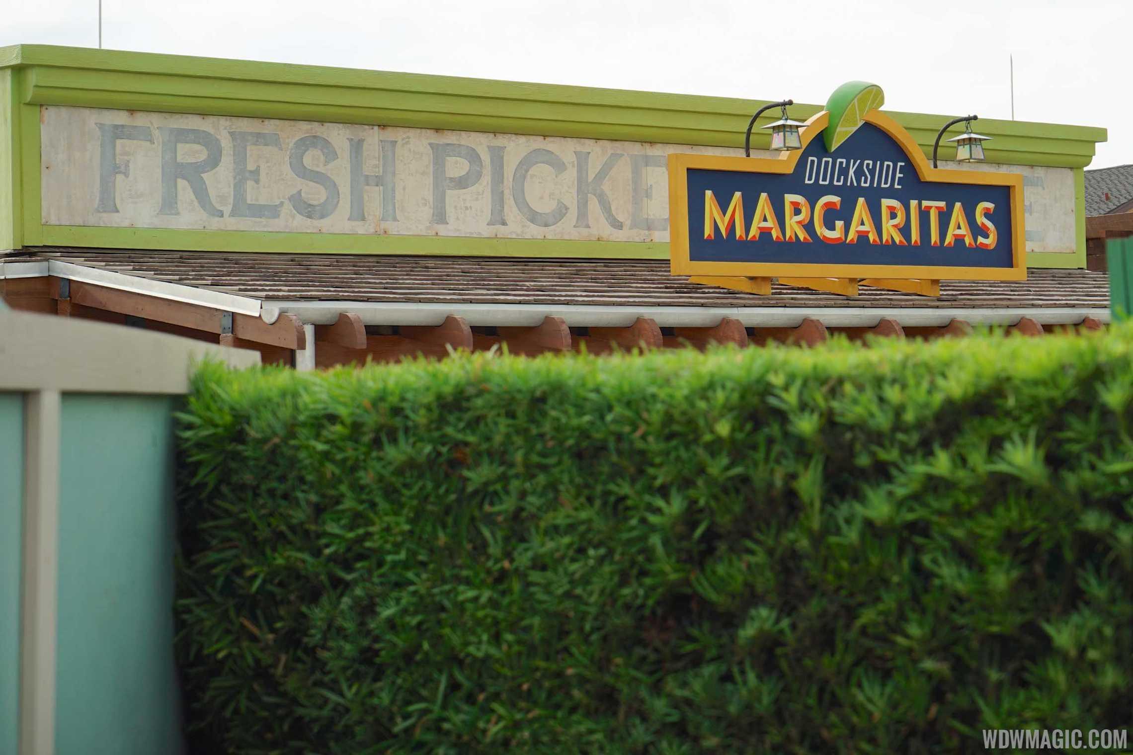 Dockside Margaritas