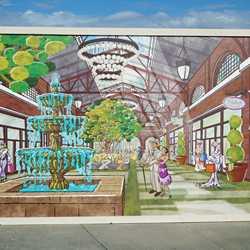 Disney Springs Town Center concept art
