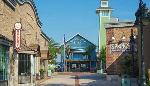 Wearing polka dots gets you discounts at Disney Springs this Sunday