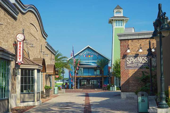 Disney Springs to host Springs Street Eats Food Truck Rally in early June