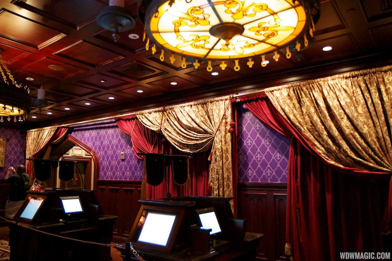 be our guest dining rooms | Inside Be Our Guest Restaurant dining rooms - Photo 6 of 19