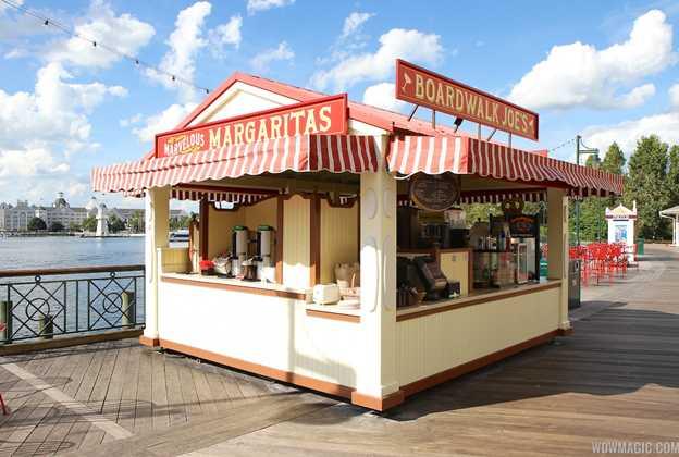 Boardwalk Joe's Marvelous Margaritas
