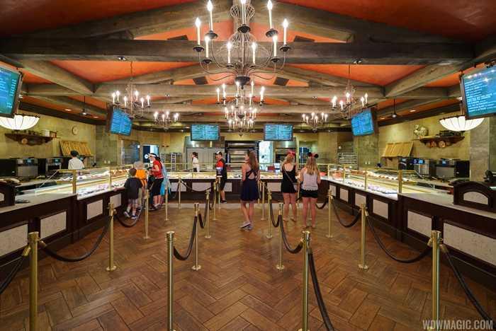 Les Halles Boulangerie pastries