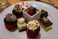 Assorted Pastry Desserts from our Yacht & Beach Bakery