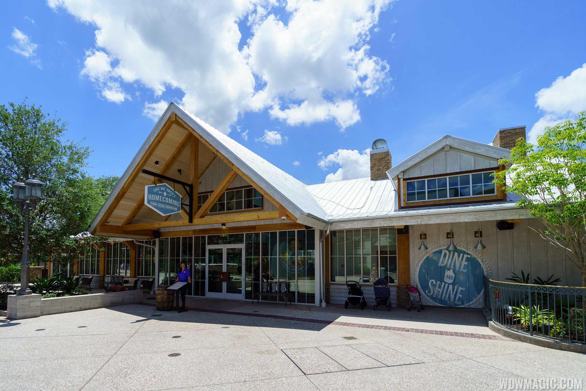 Homecoming: Florida Kitchen and Shine Bar at Disney Springs