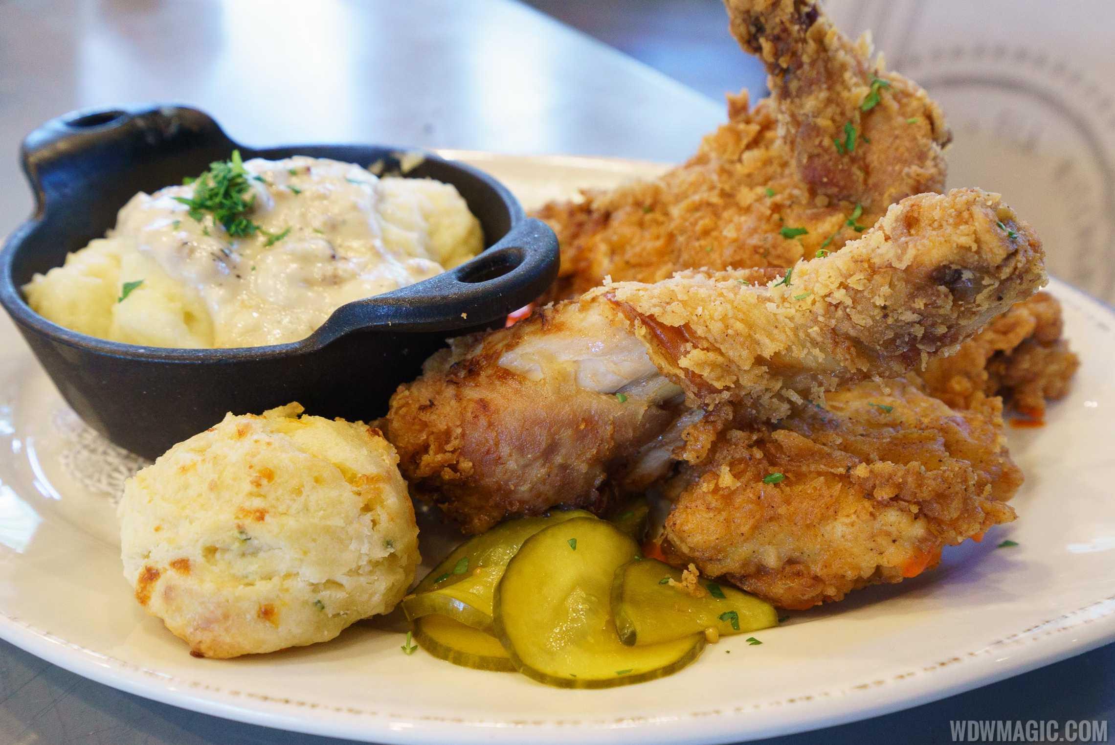 Homecoming restaurant - Art's Fabulous Fried Chicken