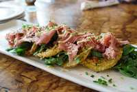 Bee Haven Bay Fried Green Tomatoes