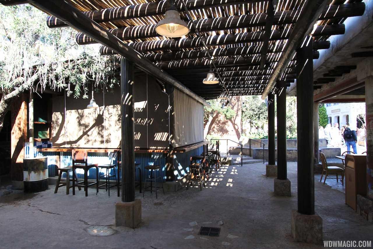 The new Dawa Bar