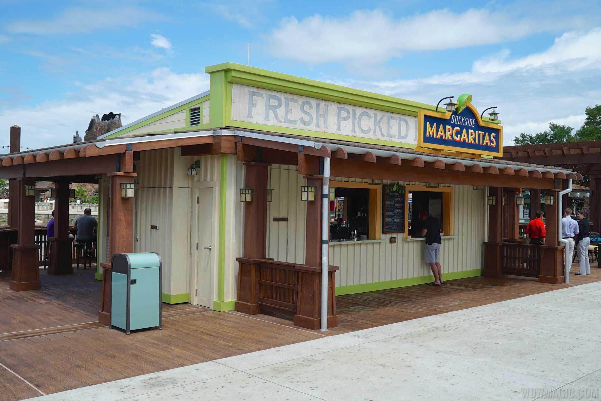 Dockside Margaritas - Overview
