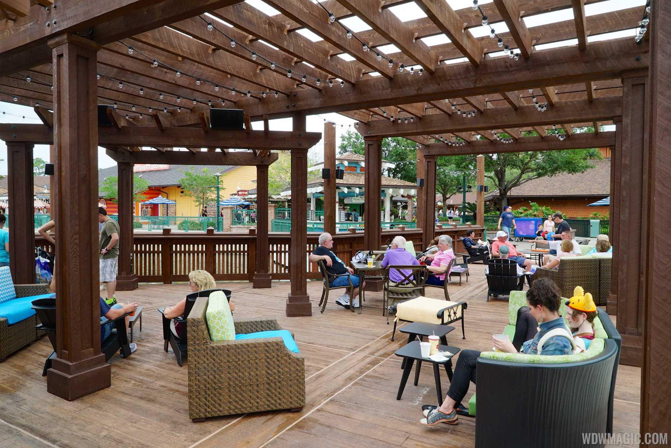 Dockside Margaritas - Lounge