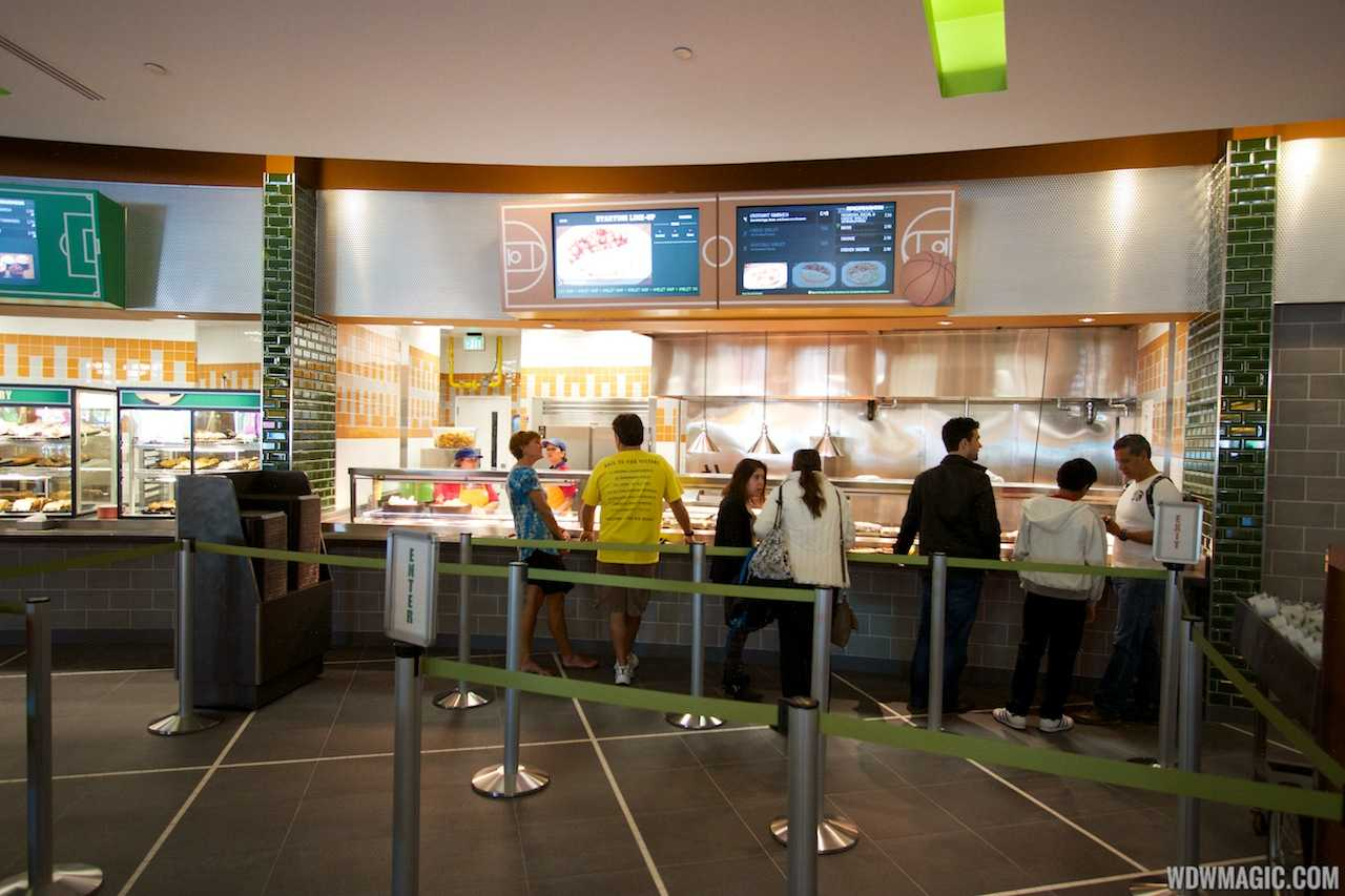New end zone food court photo 4 of 20 for Cuisine new zone