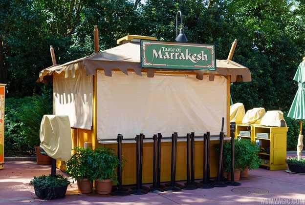 Taste of Marrakesh overview