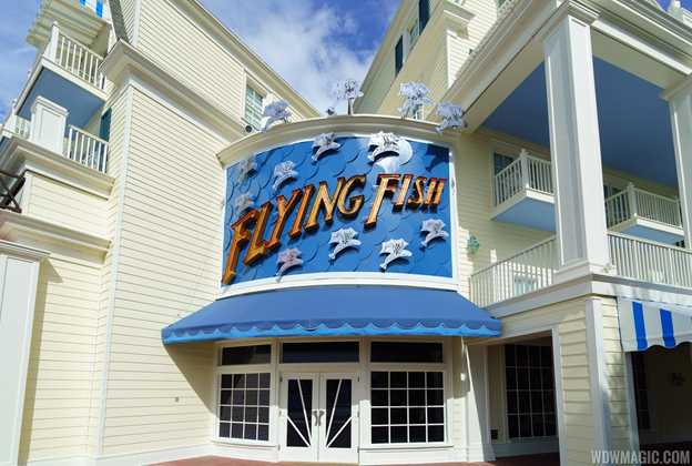 New Flying Fish overview