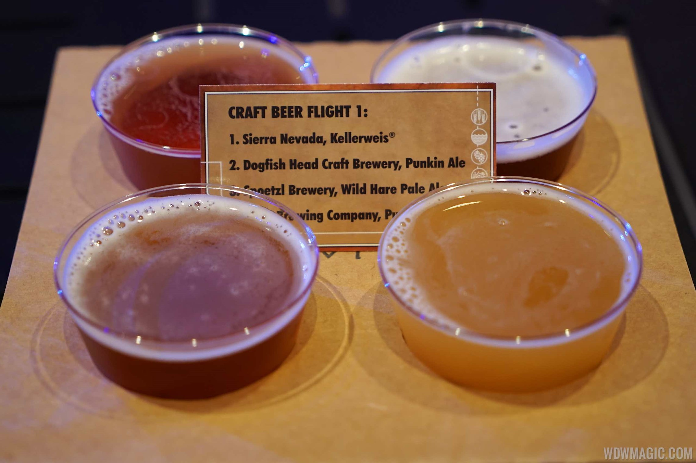 Craft Beers Food and Wine Marketplace overview