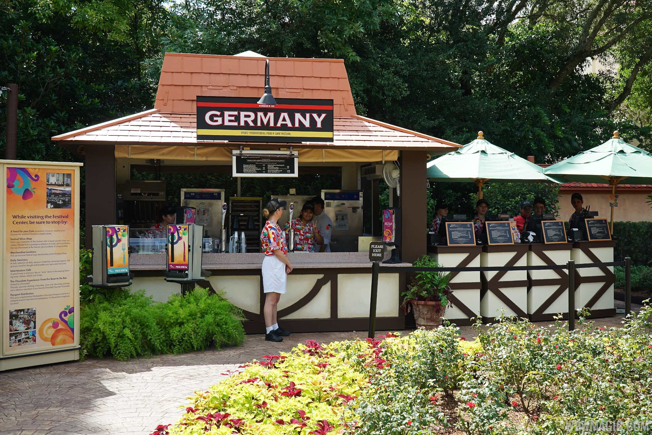 Germany Food and Wine Marketplace overview