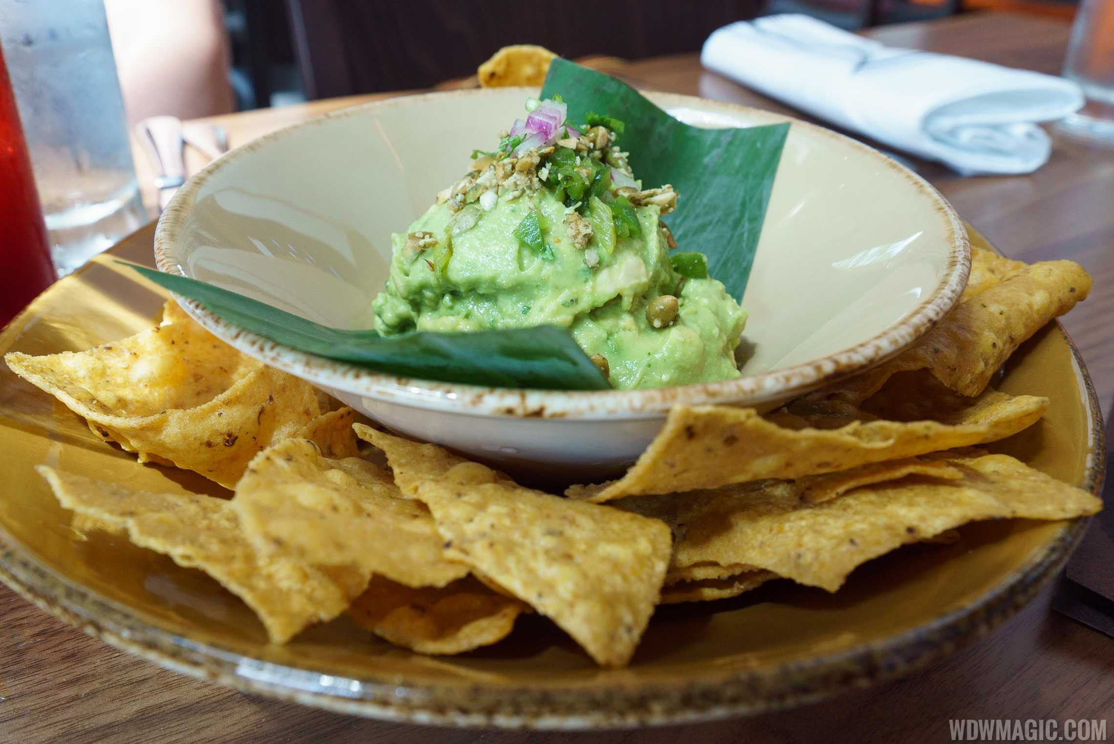 Frontera Cocina - Guacamole Verde