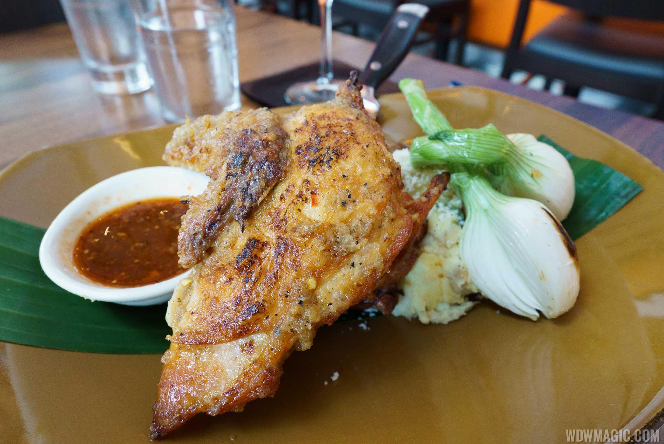 Frontera Cocina - Cocina Half Chicken