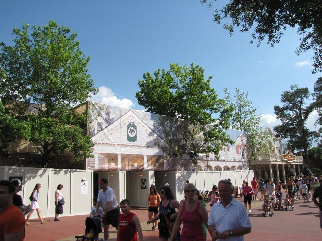 Liberty Tree Tavern exterior refurbishment