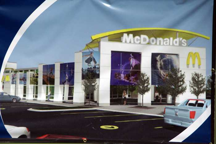 McDonald's at the All Star Resorts area refurbishment and concept art