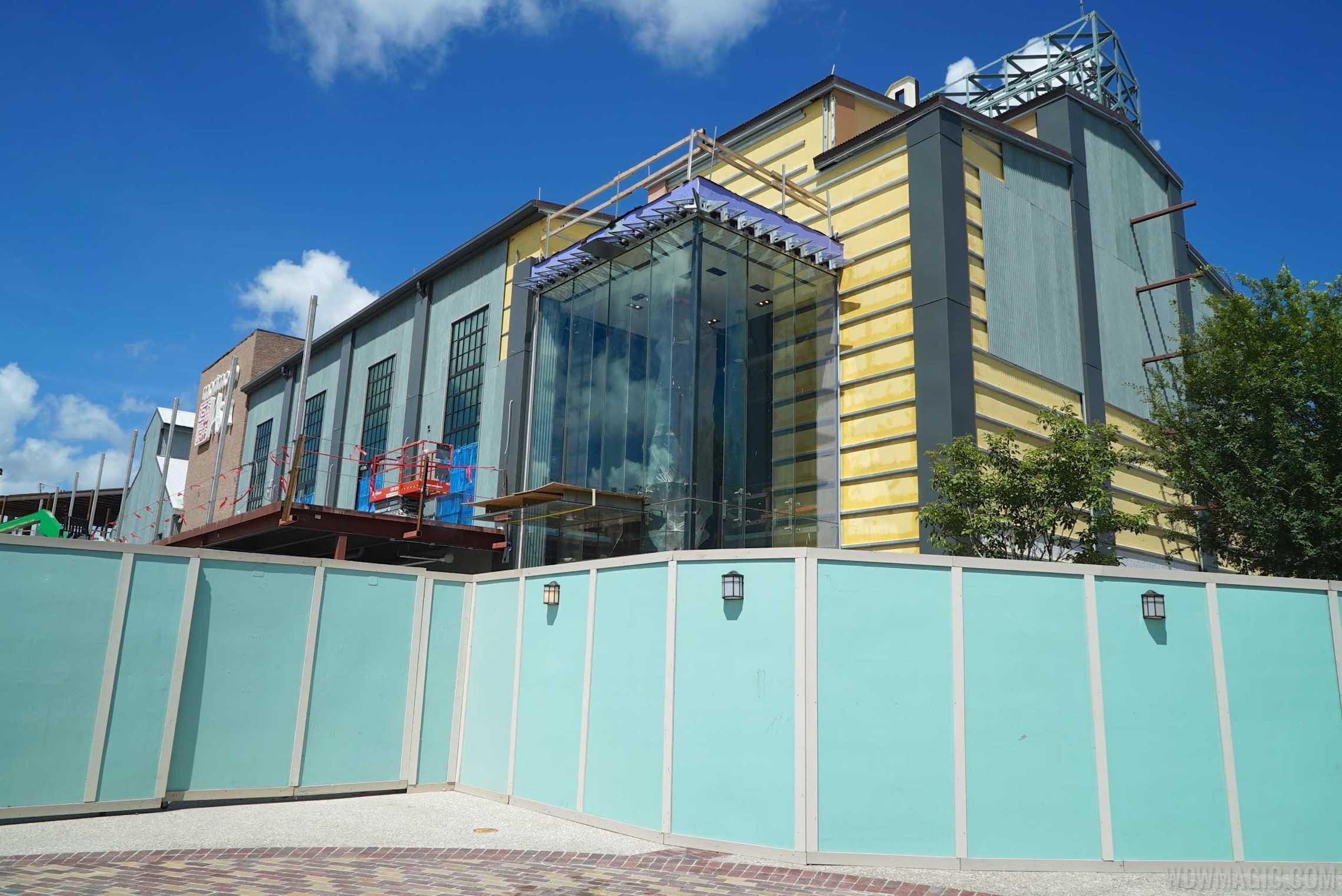 Morimoto Asia construction
