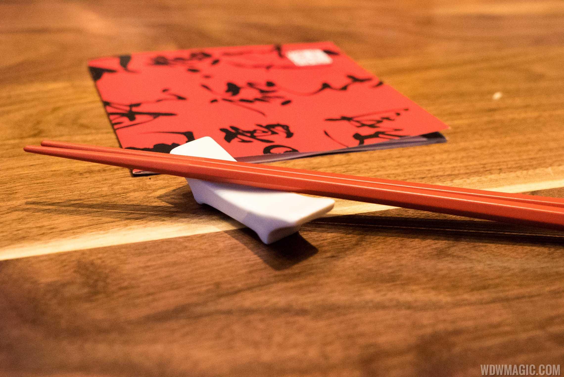 Morimoto Asia - Chop sticks