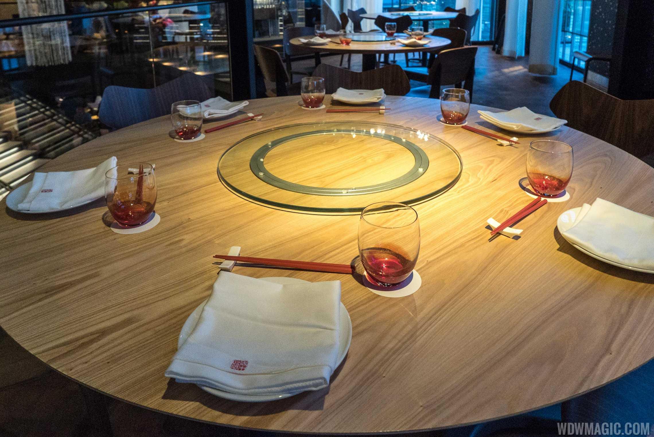 Morimoto Asia - Table set