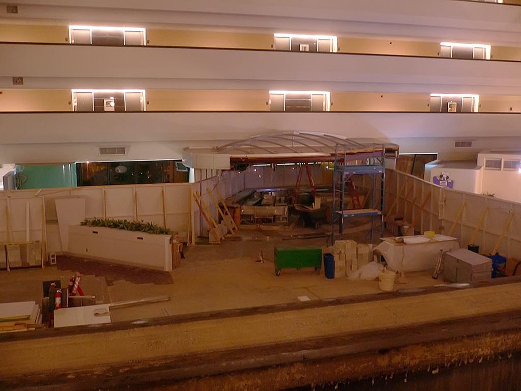 Outer Rim bar demolished