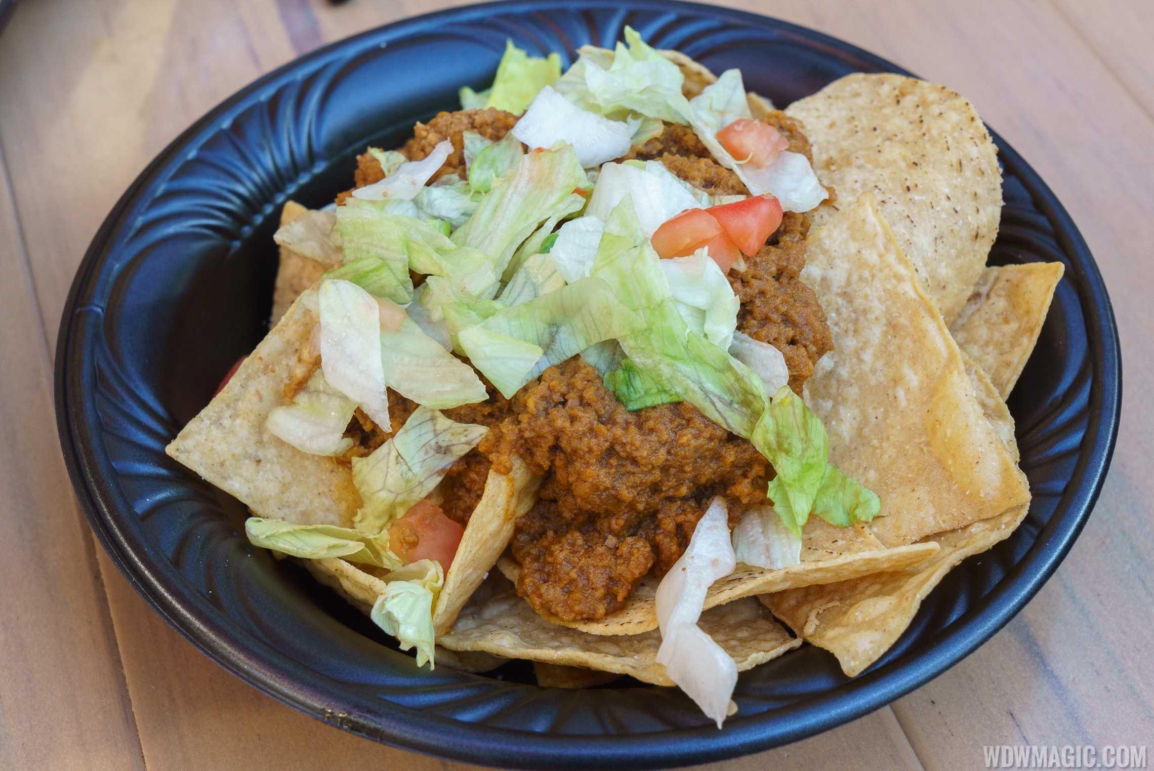 Pecos Bill Cafe Beef Nachos