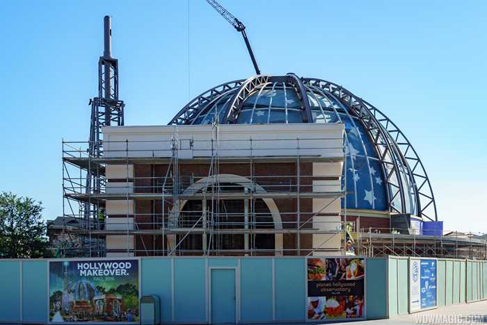 Planet Hollywood refurbishment