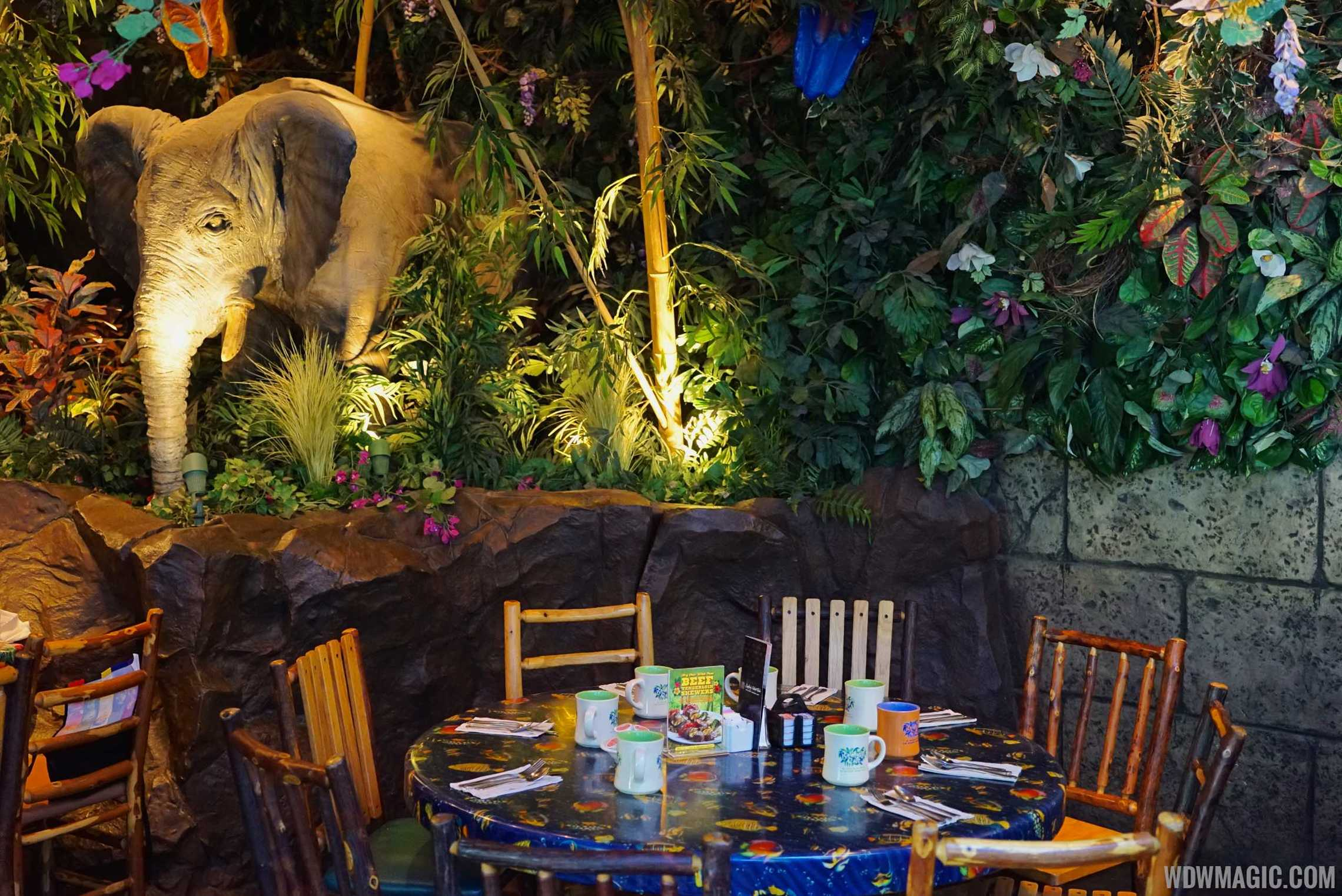 Amazon Rainforest Cafe