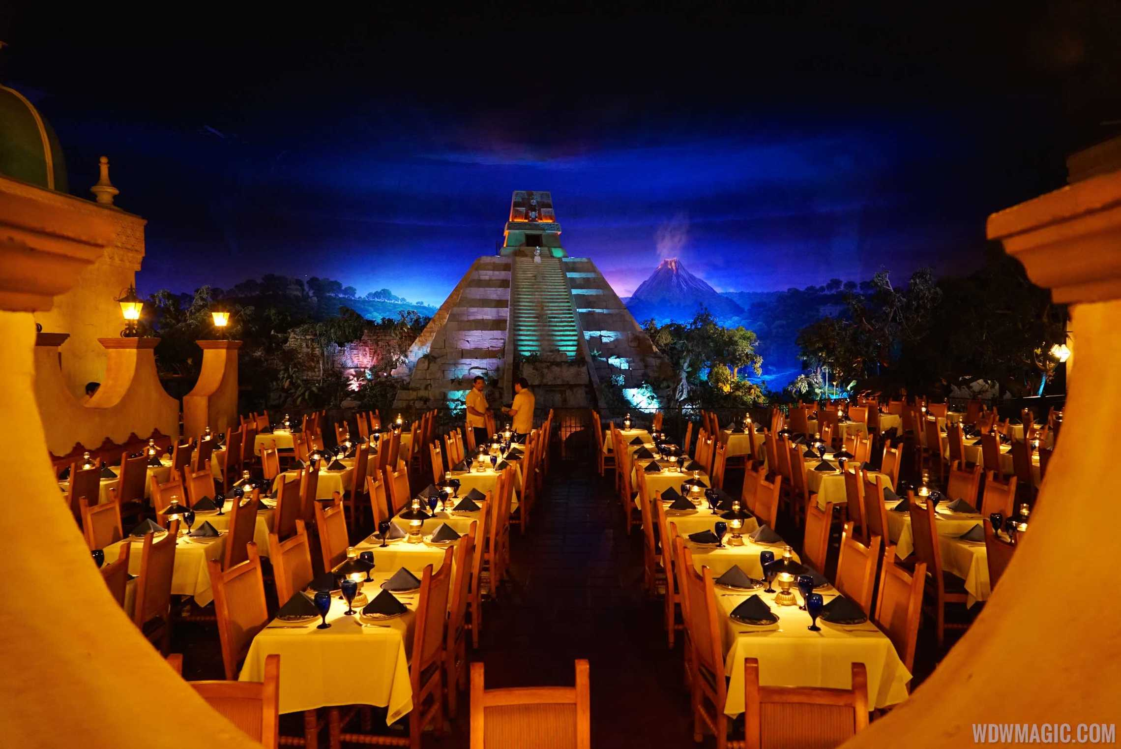 Best Epcot Restaurant
